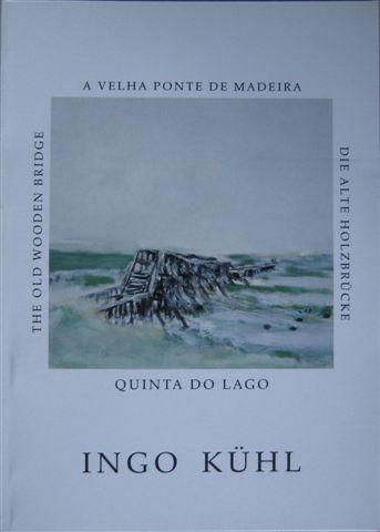Katalog zur Ausstellung im Centro Cultural São Lourenço, Algarve, Portugal – 2300 Expl., 21 x 14,8 cm, 36 S., Loulé 1998 <br><h3>7,- €</h3>