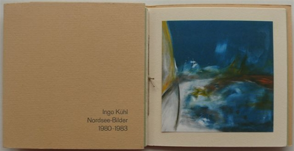 250 Expl., num., sign., 9 Farbabb., Nr. 1–20 mit Original, Format 13 x 13 cm, * Berlin 1983 <br><h3>vergriffen</h3>